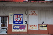 S&S Feeds, where James Pratt used to pick up feed as a kid.