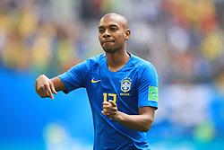 Brazil's Fernandinho