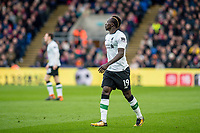 LONDON, ENGLAND - MARCH 31: (19) Sadio Mané of Liverpool during the Premier League match between Crystal Palace and Liverpool at Selhurst Park on March 31, 2018 in London, England.