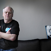 Nederland, Amsterdam , 14 maart 2012..Simon Boerboom, psychiater op non-actief na dood patiënt..Foto:Jean-Pierre Jans