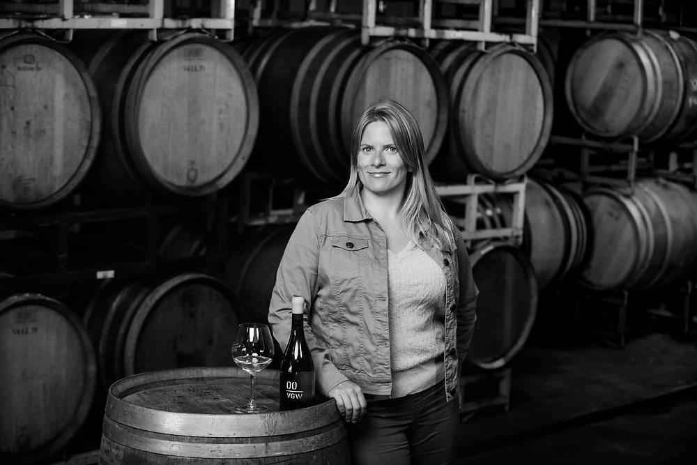 Winemaker Wynne Peterson-Nedry