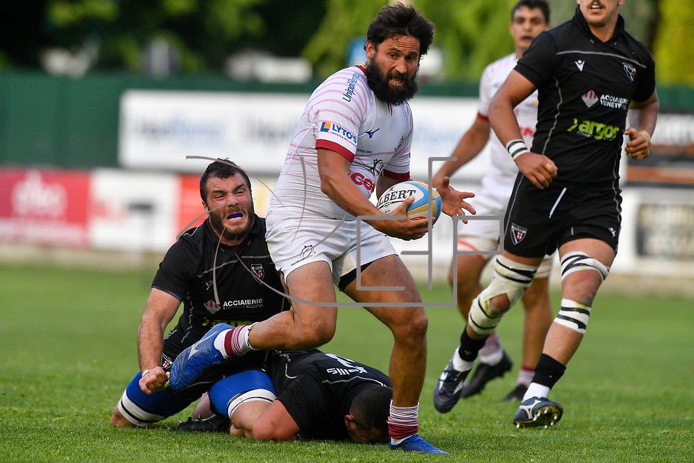 Reggio Emilia 15/05/2021 <br /> Top10 : Semifinale di andata <br /> Valorugby Emilia vs Petrarca Padova <br /> <br /> Dennis Majstorovic