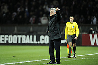 FOOTBALL - FRENCH CHAMPIONSHIP 2011/2012 - L1 - PARIS SAINT GERMAIN v TOULOUSE FC  - 14/01/2012 - PHOTO JEAN MARIE HERVIO / REGAMEDIA / DPPI - CARLO ANCELOTTI (COACH PSG)