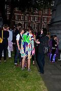 ANAT BEN-DAVID, Tate Britain Summer Party 2009. Millbank. London. 29 June 2009