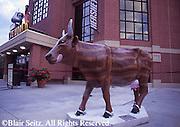 Hershey, PA, Hershey Chocolate World, Cow Art Parade