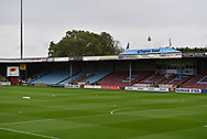 Clugton Stand at Scunthorpe United Glanford Park stadium before the EFL Sky Bet League 1 match between Scunthorpe United and Rochdale at Glanford Park, Scunthorpe, England on 8 September 2018. Photo Ian Lyall