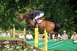 Philippaerts Ludo (BEL) - Prince de Revel<br /> CSN Orshof 2001<br /> Photo © Dirk Caremans