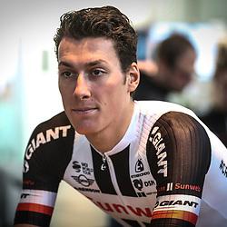 05-01-2017: Wielrennen: Presentatie Sunweb Giant: Rotterdam  <br />Ramon Sinkeldam
