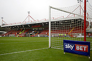The Checkatrade.com Stadium before the EFL Sky Bet League 2 match between Crawley Town and Cambridge United at the Checkatrade.com Stadium, Crawley, England on 12 November 2016. Photo by Andy Walter.