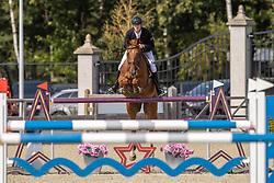 Vereecke Andres, BEL, Allegro<br /> Belgian Championship 7 years old horses<br /> SenTower Park - Opglabbeek 2020<br /> © Hippo Foto - Dirk Caremans<br />  13/09/2020