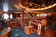 Royal Caribbean International's  Independence of the Seas, the world?s largest cruise ship. ..Interior and exterior features photos...Schooner Bar *** Local Caption *** Schooner Bar