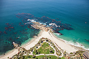 Aerial Photo of Goff Island at Montage Resort in South Laguna