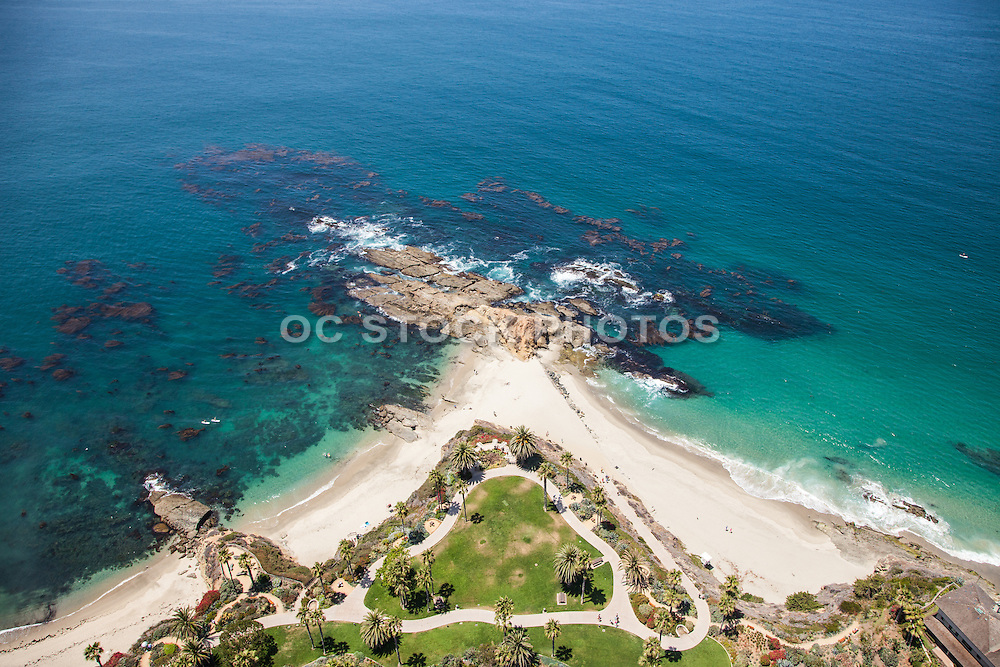 Aerial Photo of Goff Island at Montage Resort Area