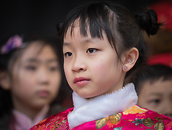 United States, Seattle, Chinese New Year Festival