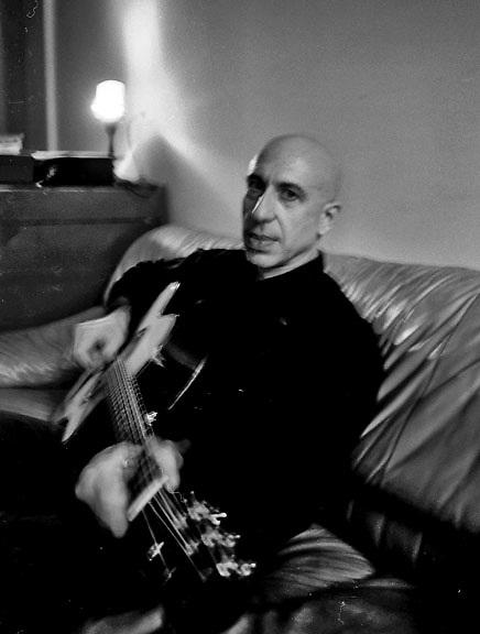Elliot Sharp, musician, composer