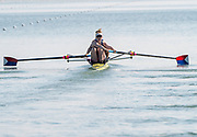 Plovdiv, Bulgaria, 10th May 2019, FISA, Rowing World Cup 1,  Boat Park area, USA Rowings Women's Squad, USA2,  W2-, Bow, Felice MUELLER and Emily REGAN, at the Start,[© Peter SPURRIER]