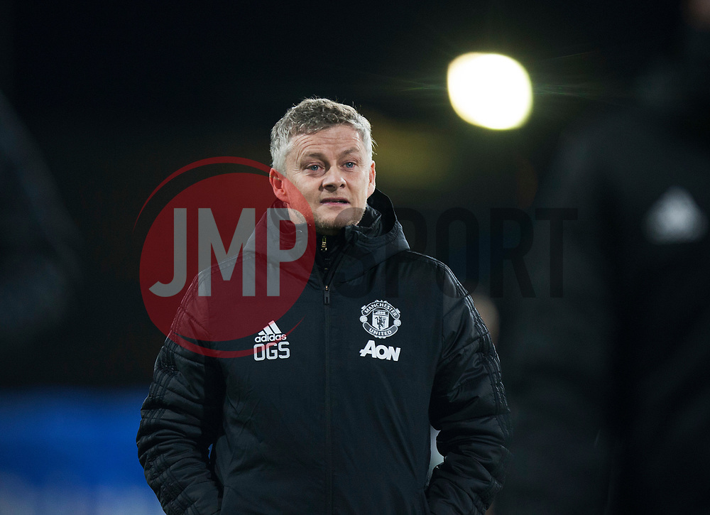 Manchester United manager Ole Gunnar Solskaer before the match - Mandatory by-line: Jack Phillips/JMP - 28/12/2019 - FOOTBALL - Turf Moor - Burnley, England - Burnley v Manchester United - English Premier League