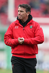 RC Toulon head coach Mike Ford before the European Champions Cup, pool three mach at Parc y Scarlets, Llanelli.