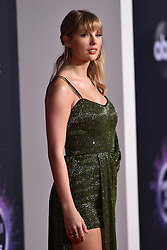 Taylor Swift attends the 2019 American Music Awards at Microsoft Theater on November 24, 2019 in Los Angeles, CA, USA. Photo by Lionel Hahn/ABACAPRESS.COM