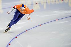 10-11-2017 NED: ISU World Cup, Heerenveen<br /> 500 m men, Hein Otterspeer NED