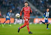 Pascal Gross (Ingolstadt)<br /> Berlin, 04.02.2017, Fussball Bundesliga, Hertha BSC Berlin - FC Ingolstadt 04 1:0<br /> <br /> Norway only