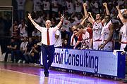 DESCRIZIONE : Reggio Emilia Lega A 2014-15 Grissin Bon Reggio Emilia - Banco di Sardegna Dinamo Sassari playoff Finale gara 5 <br /> GIOCATORE : Massimiliano Menetti<br /> CATEGORIA : esultanza<br /> SQUADRA : Grissin Bon Reggio Emilia<br /> EVENTO : LegaBasket Serie A Beko 2014/2015<br /> GARA : Grissin Bon Reggio Emilia - Banco di Sardegna Dinamo Sassari playoff Finale gara 5<br /> DATA : 22/06/2015 <br /> SPORT : Pallacanestro <br /> AUTORE : Agenzia Ciamillo-Castoria/GiulioCiamillo<br /> Galleria : Lega Basket A 2014-2015 Fotonotizia : Reggio Emilia Lega A 2014-15 Grissin Bon Reggio Emilia - Banco di Sardegna Dinamo Sassari playoff Finale  gara 5<br /> Predefinita :