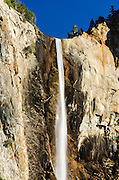 Bridalveil Fall, Yosemite Valley, Yosemite National Park, California USA