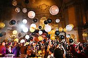 Meraki holiday party at San Francisco City Hall  on Thursday, Dec. 13, 2018.<br /> <br /> Photo by Alison Yin Photography