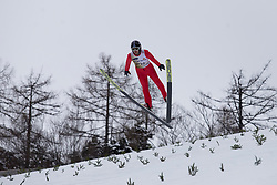 Urban Susnik during testing jumps at Ski jumping Flying Hill One day before FIS World Cup Ski Jumping Final Planica 2018, on March 21, 2018 in Ratece, Planica, Slovenia. Photo by Urban Urbanc / Sportida