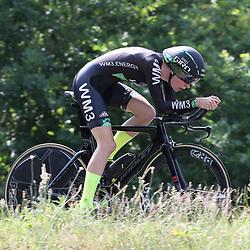 21-06-2017: Wielrennen: NK Tijdrijden: Montferland      <br />s-Heerenberg (NED) wielrennen  <br />Riejanne Markus