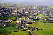 An aerial view in February 2012 of Killarney Town..Picture by Don MacMonagle