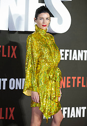 Liberty Ross attending a special screening for The Defiant Ones at the Ritzy Picturehouse, Brixton. Picture dated: Thursday March 15, 2018. Photo credit should read: Isabel Infantes / EMPICS Entertainment.