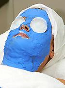 Facial Mask beauty treatment, Sydney.