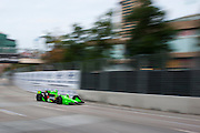 September 1-3, 2011. Danica Patrick, Indycar Grand Prix of Baltimore around the inner harbor.