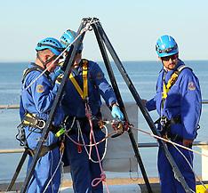 Bembridge Coastguard Training