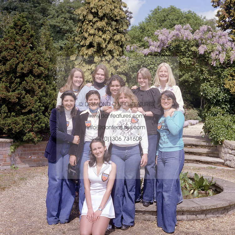 PADDOCK WOOD GROUPS 1976