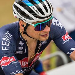 WIJSTER (NED) June 20: <br /> CYCLING <br /> Dutch Nationals Road Men up and around the Col du VAM<br /> David Van Der Poel (Netherlands / Team Alpecin - Fenix)