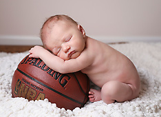 Landon's Newborn Session