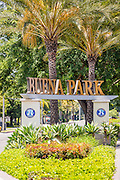 Buena Park City Monument
