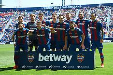 Levante UD v Rayo Vallecano de Madrid - 04 May 2019