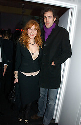 CHARLOTTE TILBURY and      at a party to celebrate the launch of a range of leather accessories designed by Giles Deacon for Mulberry held at Harvey Nichols, Knightsbridge, London on 30th October 2007.<br /><br />NON EXCLUSIVE - WORLD RIGHTS
