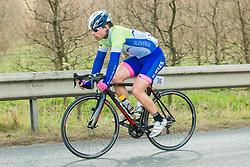Martin Kranjc of Slovenia during UCI Class 1.2 professional race 2nd Grand Prix Izola, on March 1, 2015 in Izola / Isola, Slovenia. Photo by Vid Ponikvar / Sportida