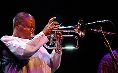 Hugh Masekela 30th March 2006