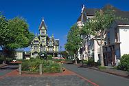 The victorian Carson Mansion, Eureka, Humboldt County, CALIFORNIA