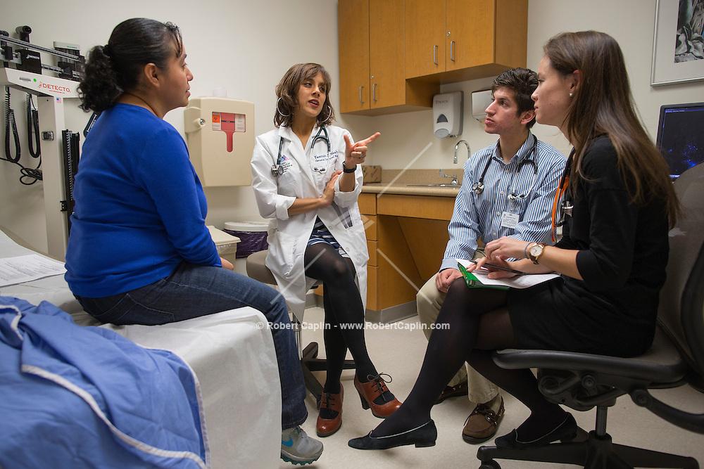 East Harlem Health Outreach Partnership (EHHOP)<br /> <br /> Photo © Robert Caplin