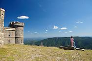 L'observatoire météorologique de l'Aigoual. Incontournable.