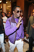""""""" Fashion's Night Out""""  held at The Sean John Boutique on Sept. 10, 2009 in NYC"""