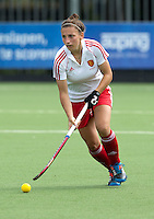 BREDA (Neth.)  Juliette Inverdale of England during the match  New Zealand vs England U21 women . Volvo Invitational Tournament U21. COPYRIGHT KOEN SUYK