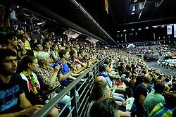 10-06-2012 VOLLEYBAL: OKT3 MEN DUITSLAND - TSJECHIE: BERLIJN<br /> Max- Schmeling Hall was met 4100 toeschouwers gevuld<br /> ©2012-FotoHoogendoorn.nl