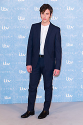 © Licensed to London News Pictures. 24/08/2017. London, UK. Actor TOM HUGHES, attend the launch of the ITV series VICTORIA season 2. Jenna plays Queen Victoria in the series. Photo credit: Ray Tang/LNP